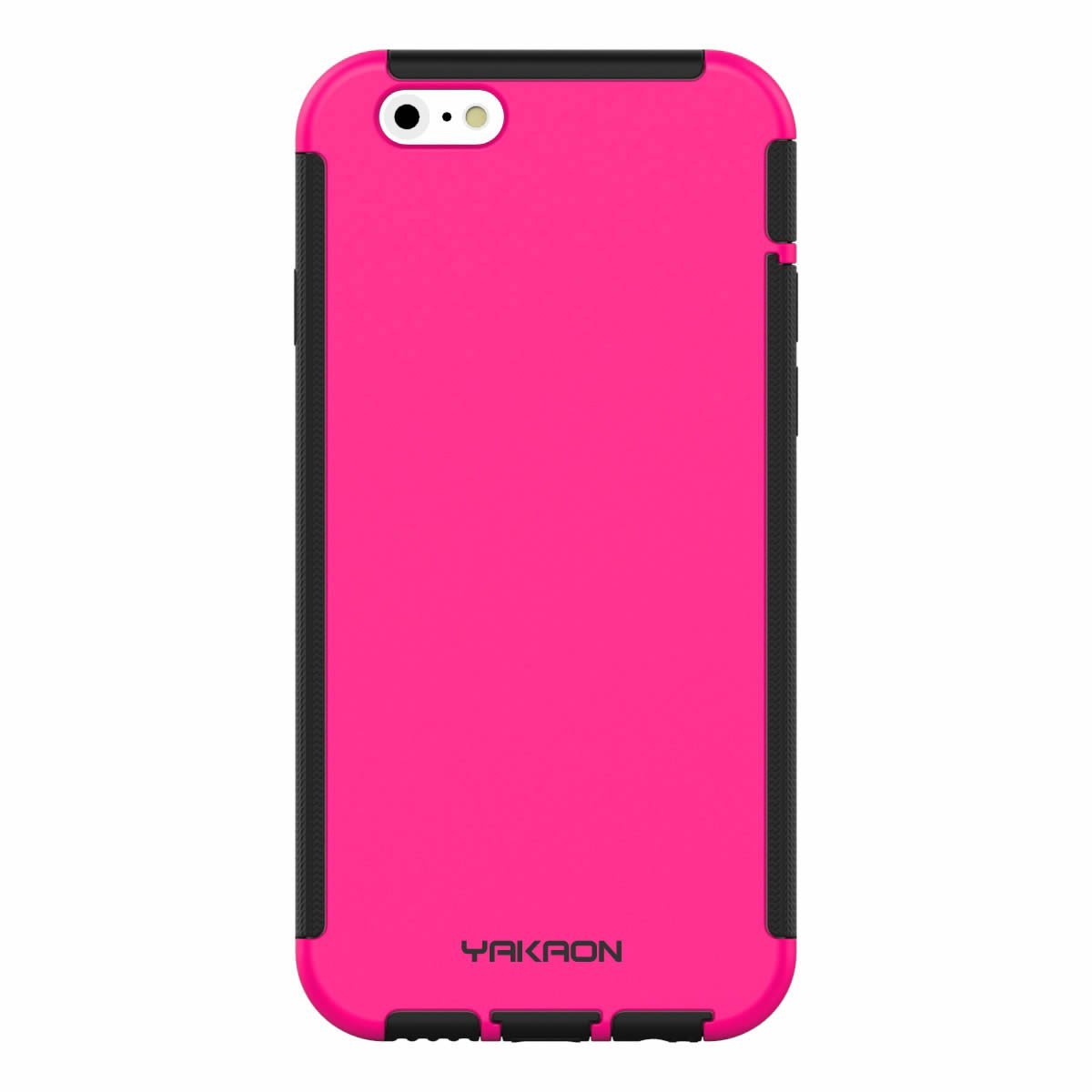 Durable Shatterproof, Dustproof, Shockproof Protective Case for iPhone 5S rose red