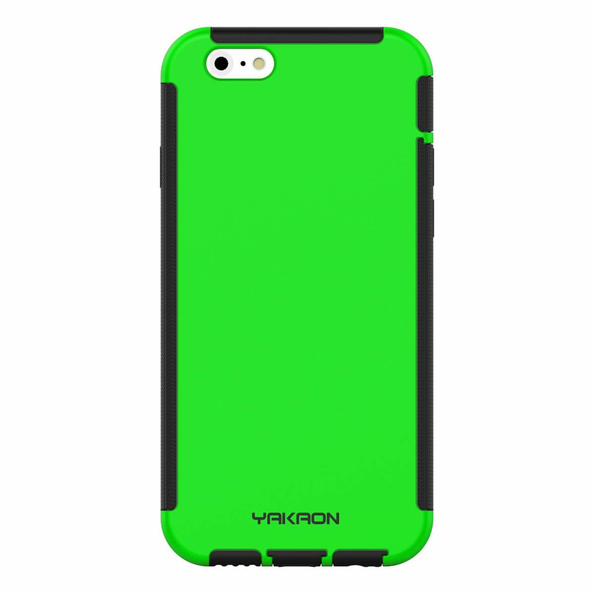 Durable Shatterproof, Dustproof, Shockproof Protective Case for iPhone 5S green