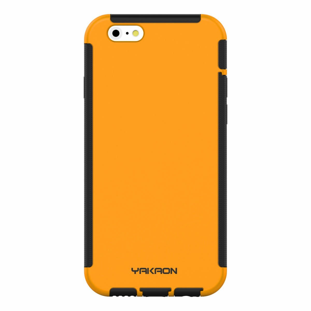 Durable Shatterproof, Dustproof, Shockproof Protective Case for iPhone 5S yellow