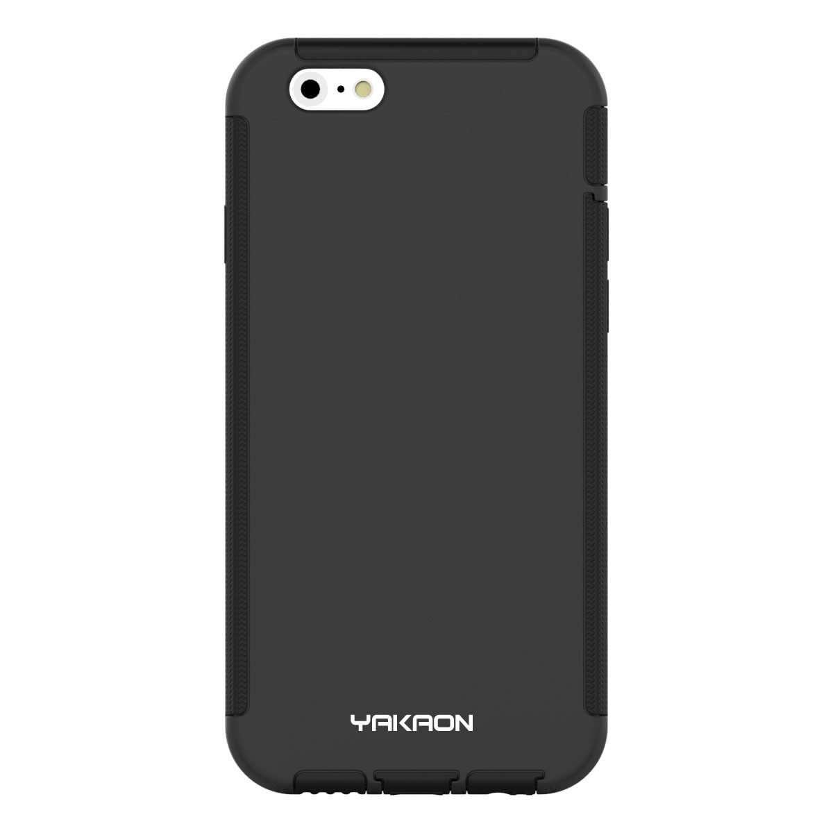 Durable Shatterproof, Dustproof, Shockproof Protective Case for iPhone 5S black