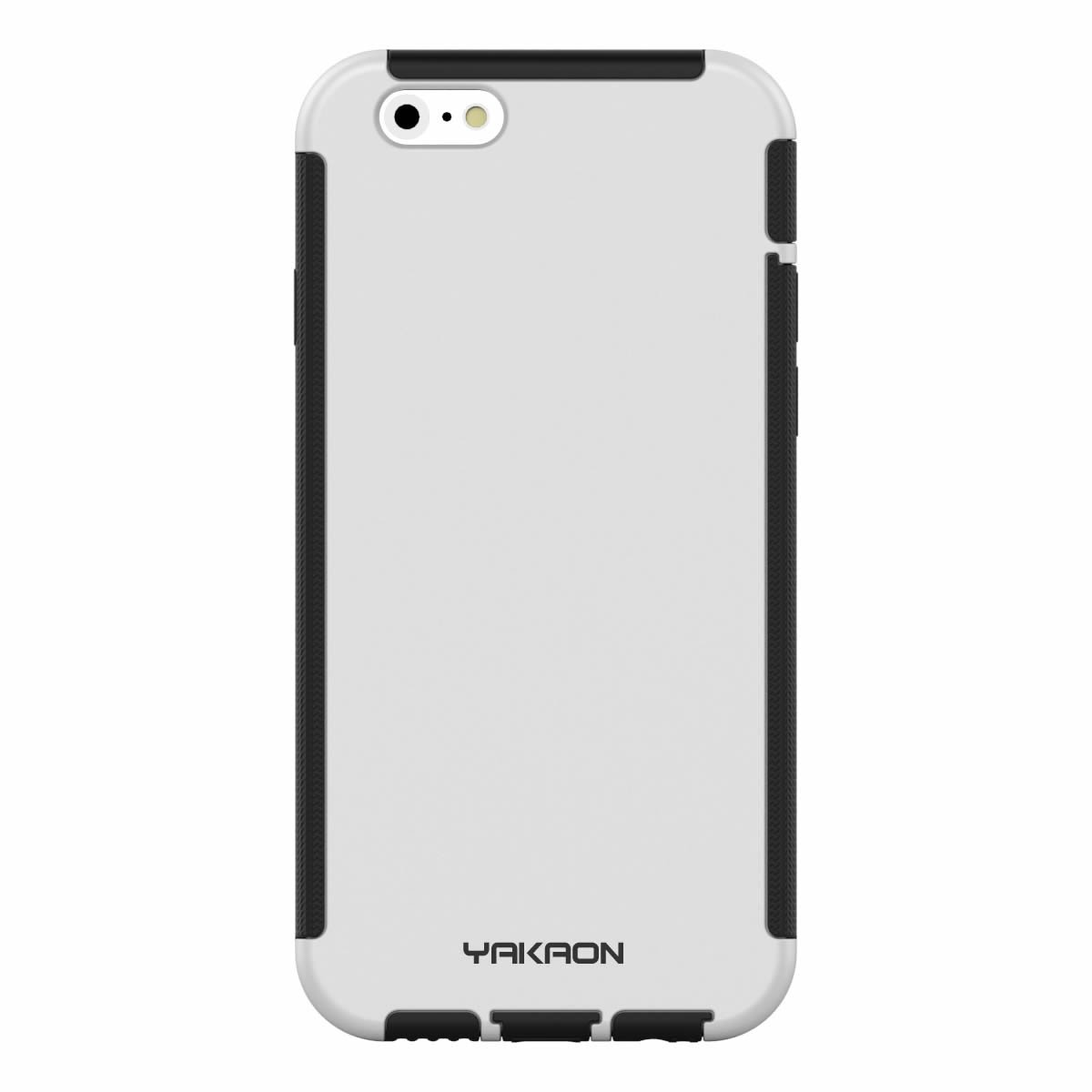 Durable Shatterproof, Dustproof, Shockproof Protective Case for iPhone 5S white