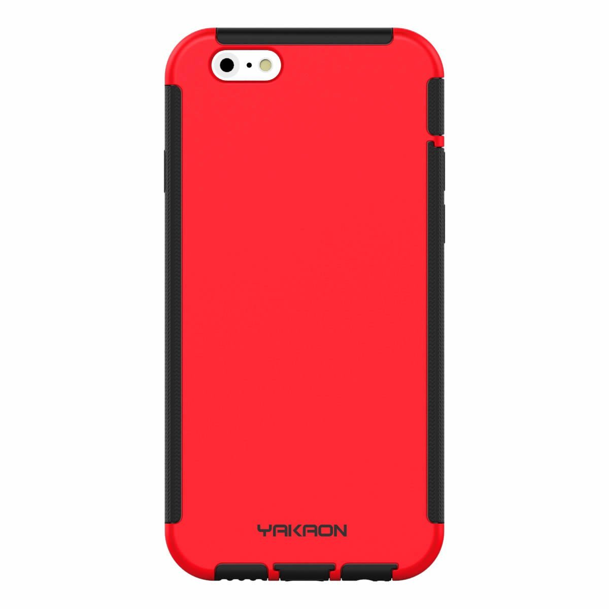 Durable Shatterproof, Dustproof, Shockproof Protective Case for iPhone 5S red