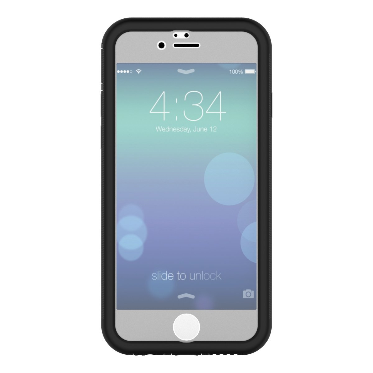 Durable Shatterproof, Dustproof, Shockproof Protective Case for iPhone 5S 4