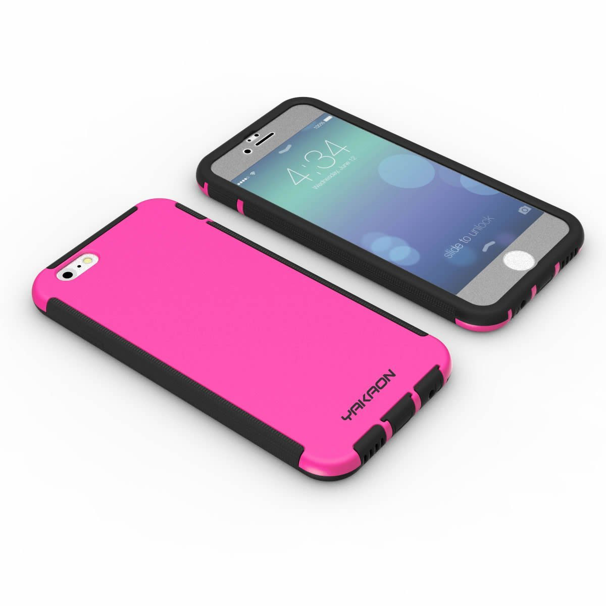 Durable Shatterproof, Dustproof, Shockproof Protective Case for iPhone 5S 2